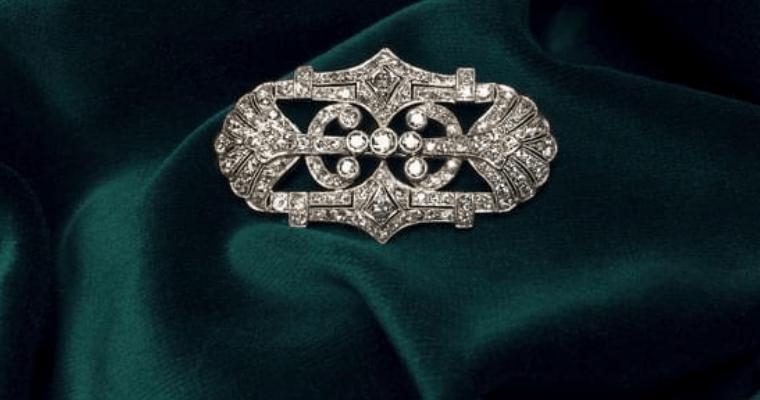Unikalna biżuteria antyczna